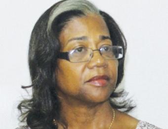 President of the Saint Lucia Civil Service Association (CSA) Mary Isaac