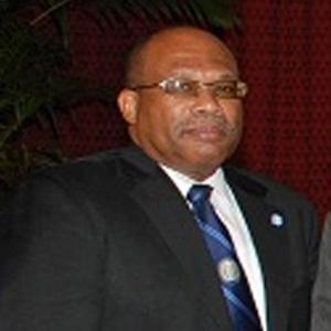 Deputy Governor of the ECCB Trevor Braithwaite