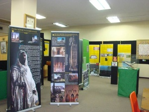 The Islamic Heritage of the Maroons and the Enslaved Africans in Jamaica exhibition  hosted at the African Caribbean Institute of Jamaica