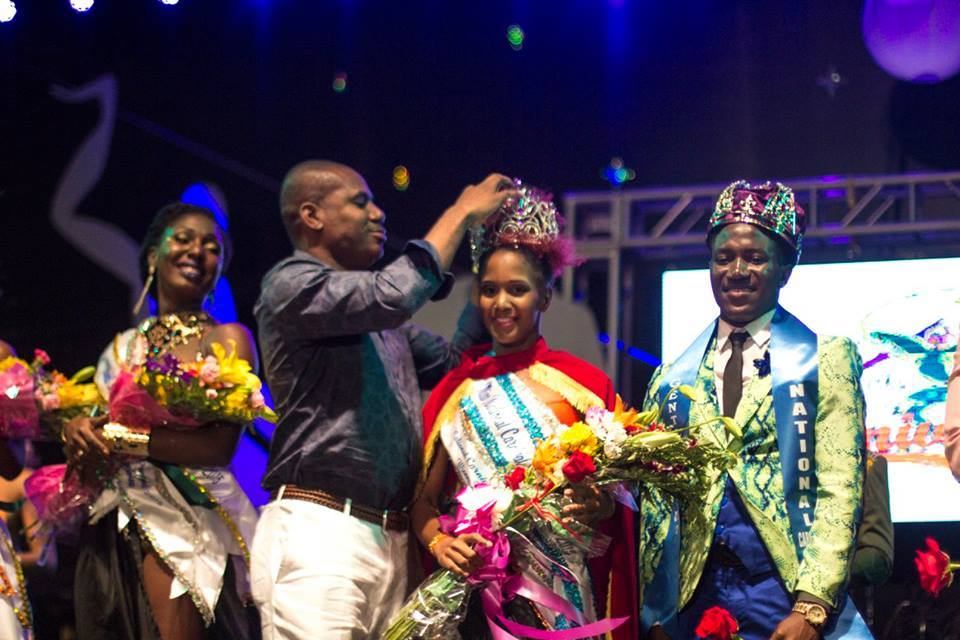 First Ever Miss National Swimwear and Mr GQ Crowned