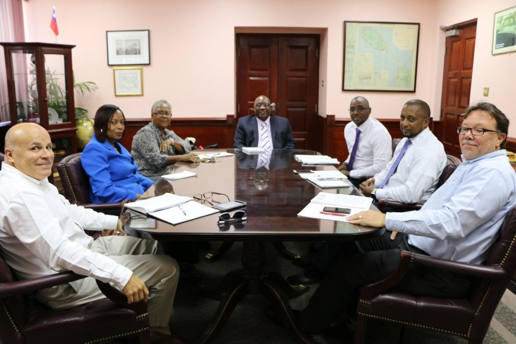 chamber-of-industry-and-commerce-representatives-meeting-with-pm-harris-and-govt-officials